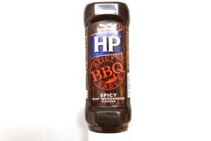 HP BBQ sos do grilla ostry wędzony