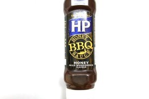 HP BBQ sos do grilla z miodem
