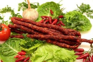 Kabanosy pepperoni