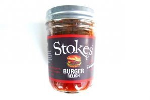 Sos do burgerów relish Stokes