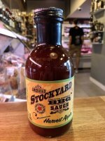 Sos Stockyard Harvest Apple BBQ Sauce